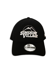 Sunshine Black & White Trucker Cap