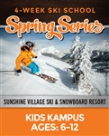 2017 Kids Kampus Spring Series (Ages: 6-12)
