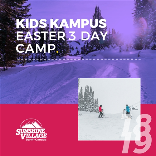 Easter 3-Day Camp - Kids Kampus