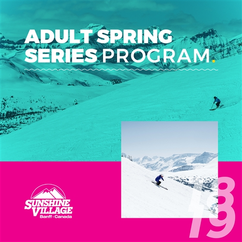 Adult Spring Series (Ages: 18+)