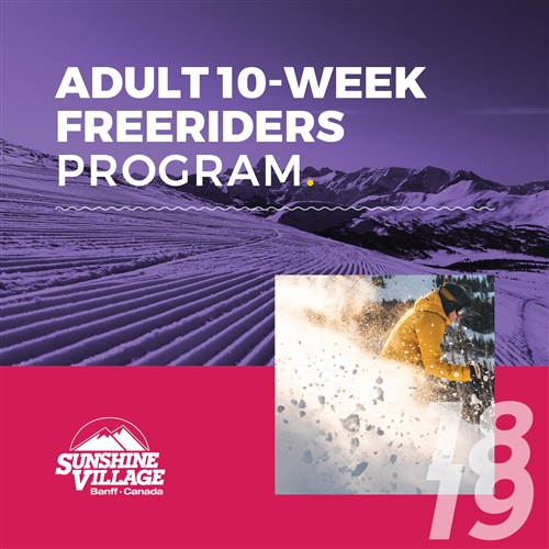 Men's Freeriders 10 Weeks (Ages: 18+)