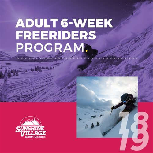 Men's Freeriders 6 Weeks (Ages: 18+)