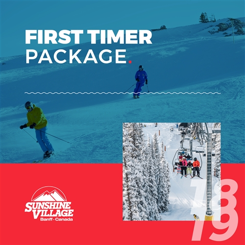 2018-19 First Timer Package