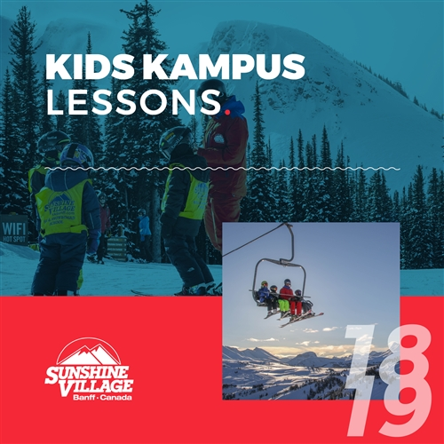 2018-19 Kids Kampus Lessons