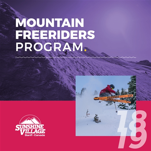 Mountain Freeriders (Ages: 6-17 years)