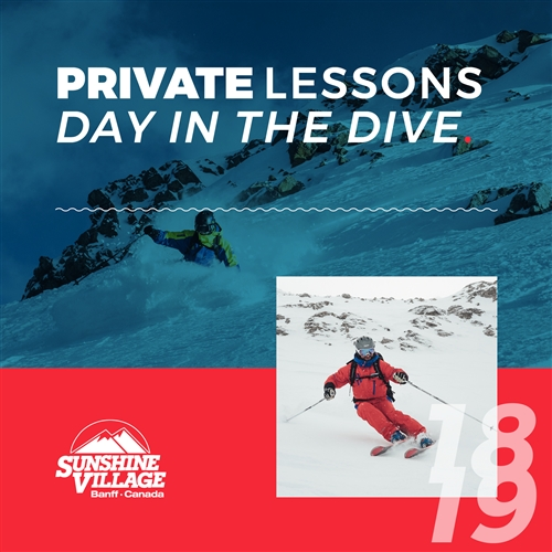 2018-19 Private Lessons - Day in the Dive
