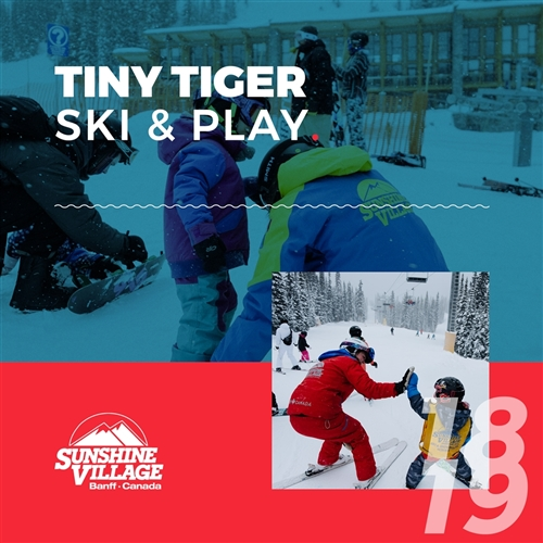 2018-19 Tiny Tiger Ski & Play