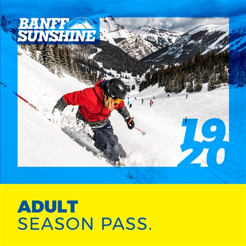 Adult Season Pass (Ages: 18+)