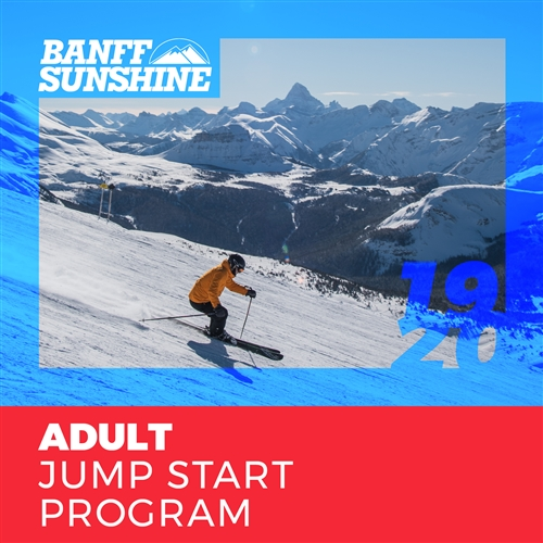 Adult Jump Start (Ages: 18+)