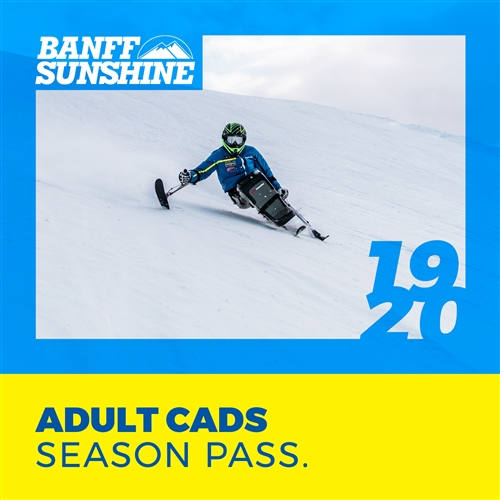CADS Season Pass (Ages: 18+)