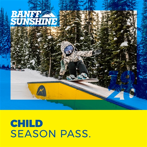 Child Season Pass (Ages: 6-12)