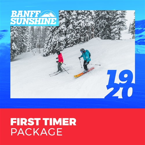 2019-20 First Timer Package