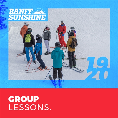 2019-20 Group Lesson - Full Day