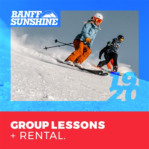 2019-20 Group Lessons + Rental