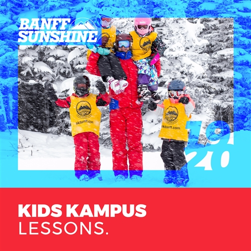 2019-20 Kids Kampus Lessons