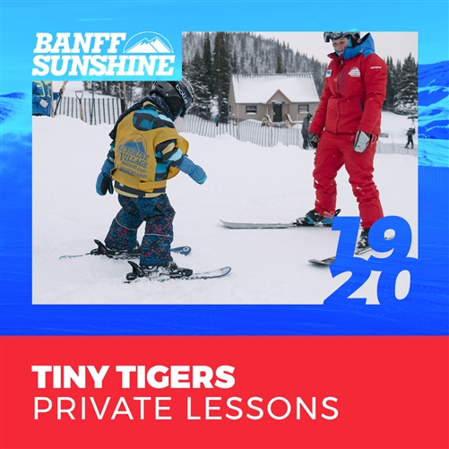2019-20 Private Lessons Tiny Tigers