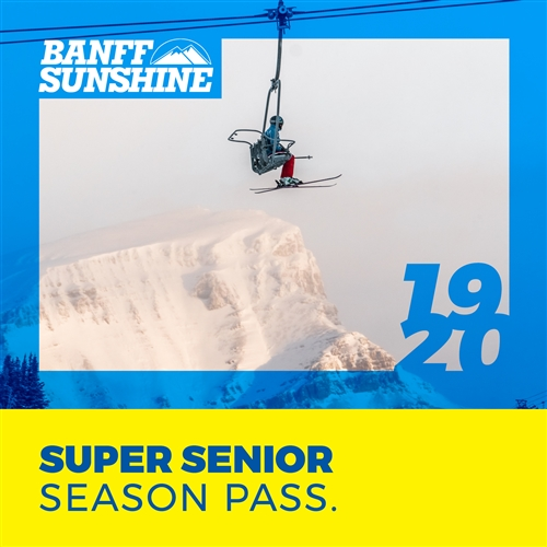 Super Senior Season Pass (Ages: 80+)
