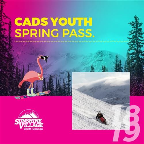 CADS Youth Spring Pass