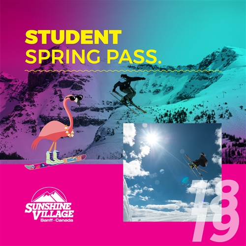 Student Spring Pass
