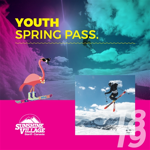 Youth Spring Pass