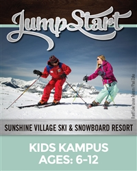Kids Kampus Jump Start (Ages: 6-12)