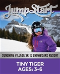 Tiny Tigers Jump Start (Ages: 3-6)
