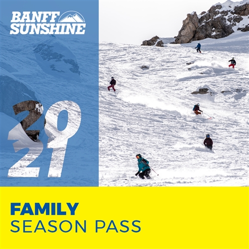 Family Season Pass