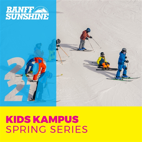 Kids Kampus Spring Series (Ages: 6-12)
