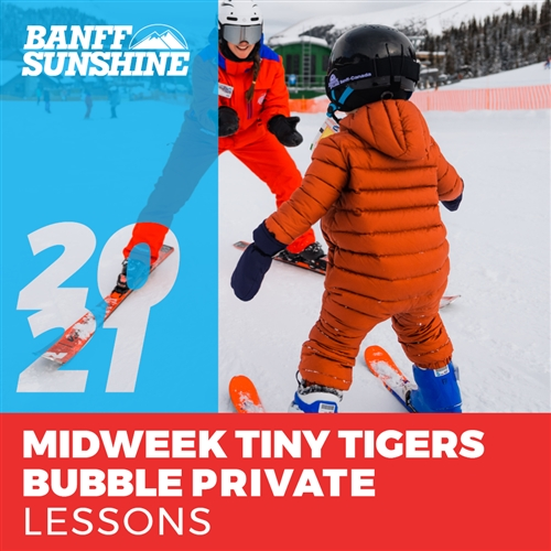 2020-21 Private Lessons Tiny Tigers