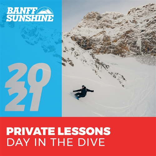 2019-20 Private Lessons - Day in the Dive