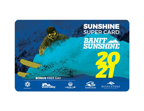 2020-21 Sunshine Super Card