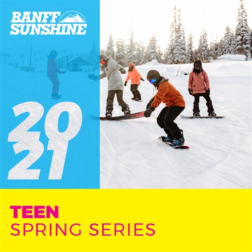 Teens Spring Series (Ages: 13-17)