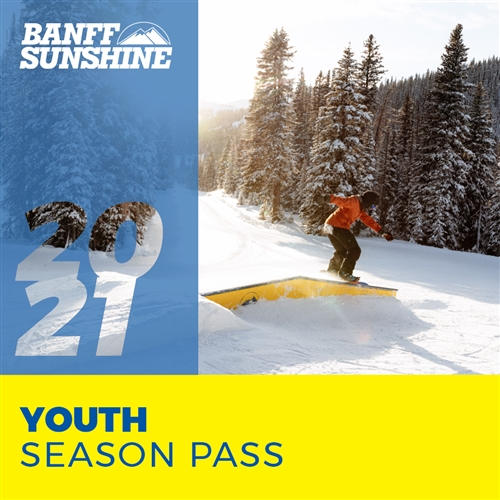 Youth Season Pass (Ages: 13-17)