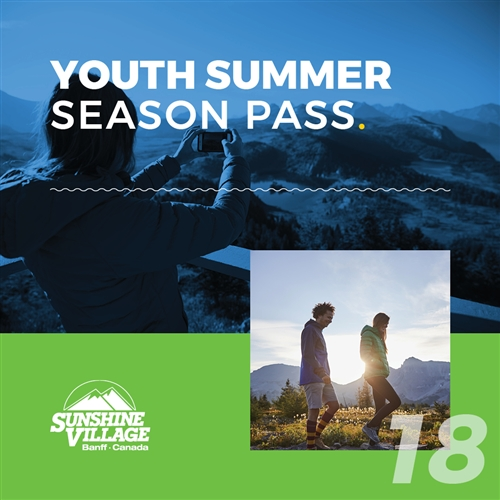 Youth Summer Season Pass (Ages: 6-15)