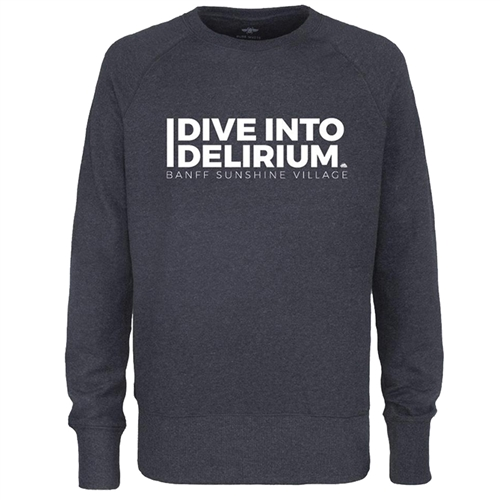 Unisex Dive Into Delirium Sweater